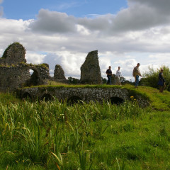 The Rock of Cashel & Athassel Priory