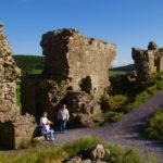 The Rock of Dunamase
