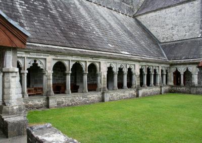 Holycross cloister