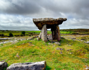 Poulnabrone Dolmen - Photo by Charles Gattis