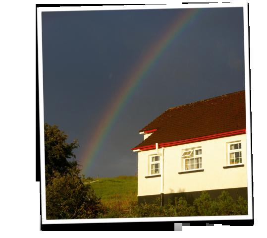 Your own Irish cottage