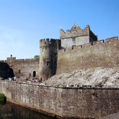 Cahir Castle & the Swiss Cottage