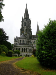 St Finbar's in Cork City