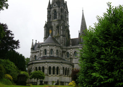 St Finbar's in Cork City