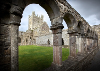 Kells Priory and Jerpoint Abbey