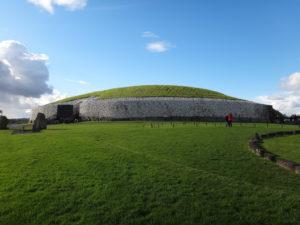 Newgrange - photo by Stefan Jürgensen