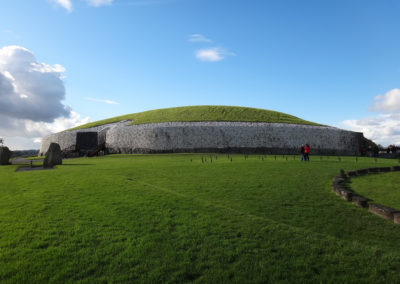 Newgrange - photo by Stefan Jürgensen